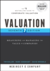 Valuation : Measuring and Managing the Value of Companies - eBook
