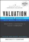 Valuation : Measuring and Managing the Value of Companies DCF Model Download - Book