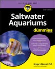Saltwater Aquariums For Dummies - Book