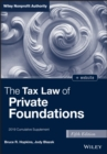 The Tax Law of Private Foundations, + website : 2019 Cumulative Supplement - eBook