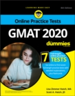 GMAT For Dummies 2020 : Book + 7 Practice Tests Online + Flashcards - eBook