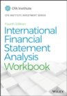 International Financial Statement Analysis Workbook - eBook