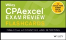 Wiley CPAexcel Exam Review 2020 Flashcards : Financial Accounting and Reporting - Book