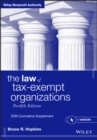 The Law of Tax-Exempt Organizations : 2020 Cumulative Supplement - eBook