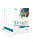 Wiley's Level I CFA Program Study Guide 2020 : Complete Set - Book