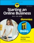 Starting an Online Business All-in-One For Dummies - Book