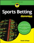 Sports Betting For Dummies - Book
