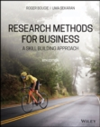 Research Methods For Business : A Skill Building Approach - Book