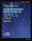 Meriam's Engineering Mechanics : Statics SI Version - Book