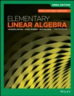 Elementary Linear Algebra - eBook