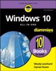 Windows 10 All-in-One For Dummies - eBook