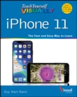 Teach Yourself VISUALLY iPhone 11, 11Pro, and 11 Pro Max - Book