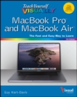Teach Yourself VISUALLY MacBook Pro and MacBook Air - eBook
