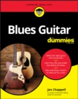 Blues Guitar For Dummies - Book