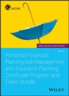 Personal Financial Planning Risk Management and Insurance Planning Certificate Program and Exam Bundle - Book