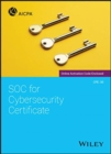 SOC for Cybersecurity Certificate - Book