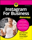 Instagram For Business For Dummies - Book