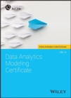 Data Analytics Modeling Certificate - Book