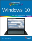 Teach Yourself VISUALLY Windows 10 - Book