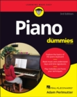 Piano For Dummies, 3rd Edition - Book