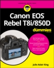 Canon EOS Rebel T8i/850D For Dummies - Book