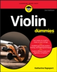 Violin For Dummies : Book + Online Video and Audio Instruction - eBook