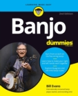 Banjo For Dummies : Book + Online Video and Audio Instruction - Book