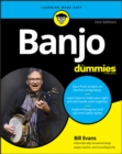 Banjo For Dummies : Book + Online Video and Audio Instruction - eBook
