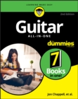 Guitar All-in-One For Dummies : Book + Online Video and Audio Instruction - Book