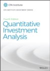 Quantitative Investment Analysis - Book