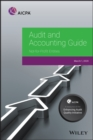 Audit and Accounting Guide : Not-for-Profit Entities 2020 - eBook