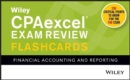 Wiley CPAexcel Exam Review 2021 Flashcards : Financial Accounting and Reporting - Book