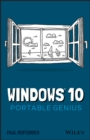 Windows 10 Portable Genius - Book