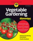 Vegetable Gardening For Dummies - Book