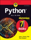 Python All-in-One For Dummies - eBook