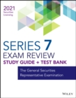 Wiley Series 7 Securities Licensing Study Guide + Test Bank - Book
