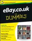 eBay.co.uk For Dummies - Book