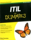 ITIL For Dummies - Book
