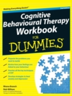 Cognitive Behavioural Therapy Workbook For Dummies - Book