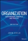 Organization : Contemporary Principles and Practice - Book