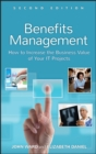 Benefits Management : How to Increase the Business Value of Your IT Projects - Book