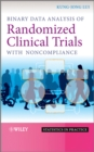 Binary Data Analysis of Randomized Clinical Trials with Noncompliance - eBook
