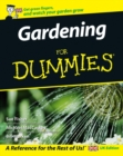 Gardening For Dummies - eBook