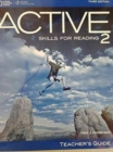 Active Skills for Reading - Level 2 - Teachers Guide ( 3rd ed ) - Book