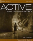 Active Skills for Reading - Intro - Pre-Intermediate to Intermediate - Teacher's Guide ( 3rd ed ) - Book