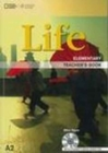 Life Elementary: Teacher's Book with Audio CD - Book