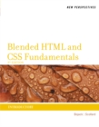 New Perspectives on Blended HTML and CSS Fundamentals : Introductory - Book