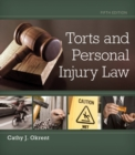 Torts and Personal Injury Law - Book