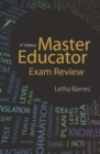 Exam Review for Master Educator, 3rd Edition - Book