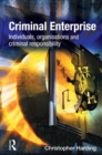 Criminal Enterprise - eBook